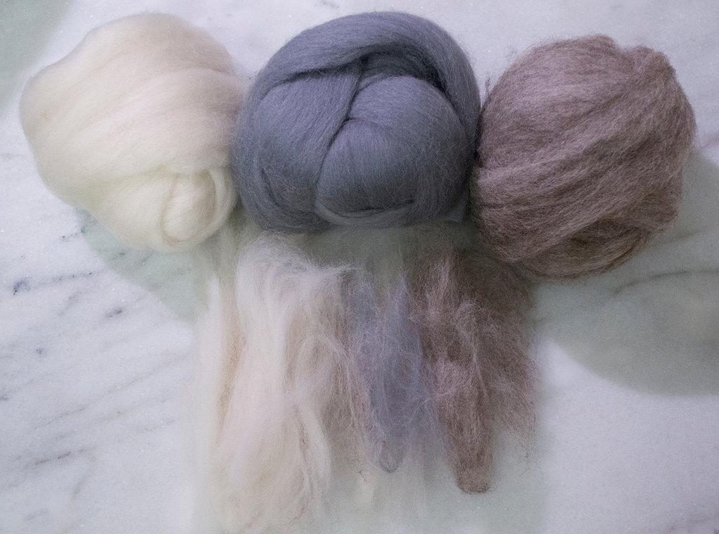 Felt Bunny - Wools