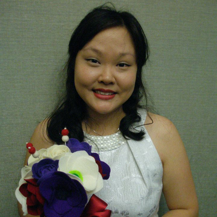 Grace Hsui, Crafter-in-Chief Bunny, Everybunny Crafts